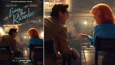 Nicole Kidman, Javier Bardem's 'Being The Ricardos' to Premiere on Amazon Prime Video on Dec 21