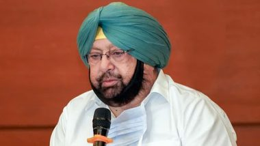 Captain Amarinder Singh Announces Launch of His Own Political Party Ahead of Punjab Assembly Elections 2022