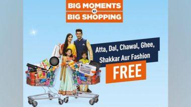 Business News | Enjoy Big Moments Ki Big Shopping with Big Bazaar