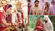 Karwa Chauth 2021: From Varun Dhawan-Natasha Dalal to Rahul Vaidya-Disha Parmar – Celebrity Couples Who Will Celebrate the Festival for the First Time!