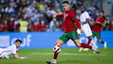 Cristiano Ronaldo Becomes First Men's Player To Score 10 International Hattricks