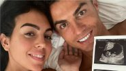 Cristiano Ronaldo To Become Father Again, Girlfriend Georgina Rodriguez Pregnant With Twins, Check Announcement Post by Manchester United Star!