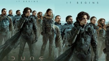 Dune Full Movie in HD Leaked on TamilRockers & Telegram Channels for Free Download and Watch Online; Timothée Chalamet and Zendaya's Film Is the Latest Victim of Piracy?