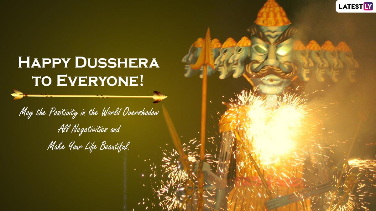 Dussehra Greetings 1