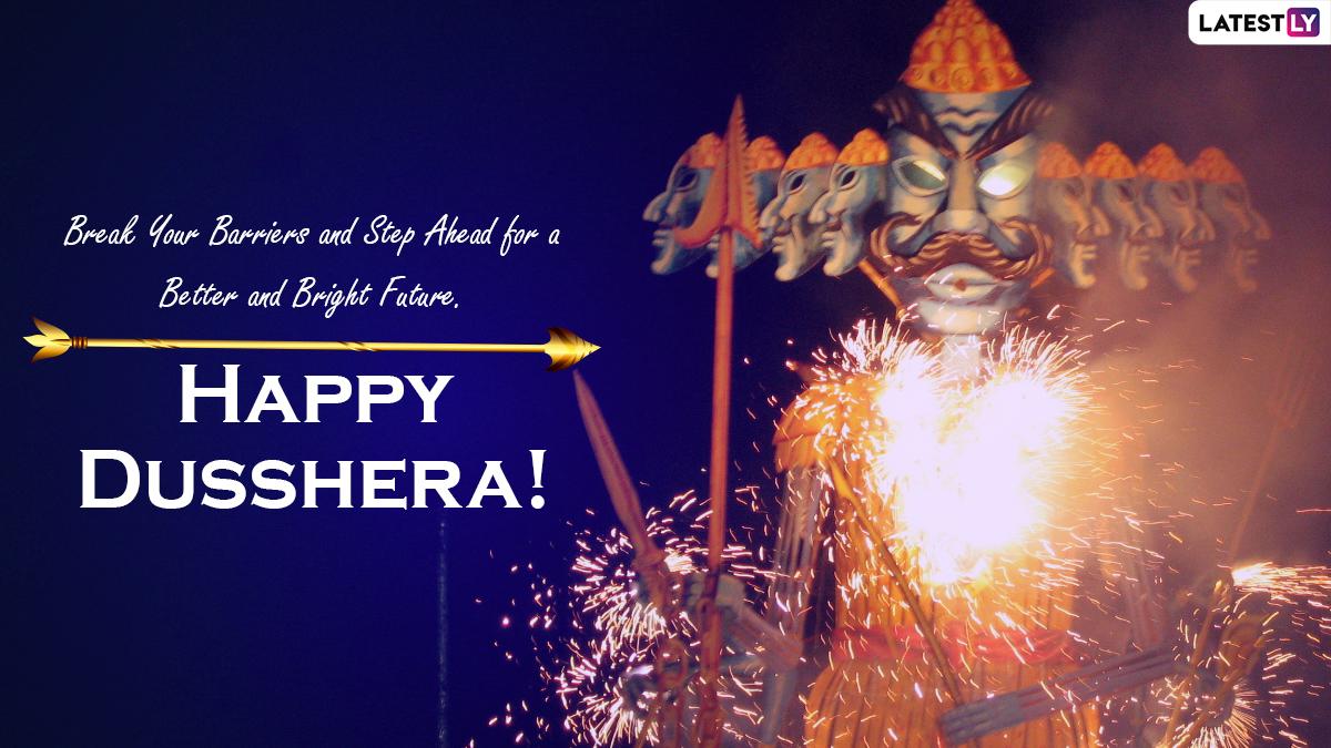 Dussehra Greetings 3