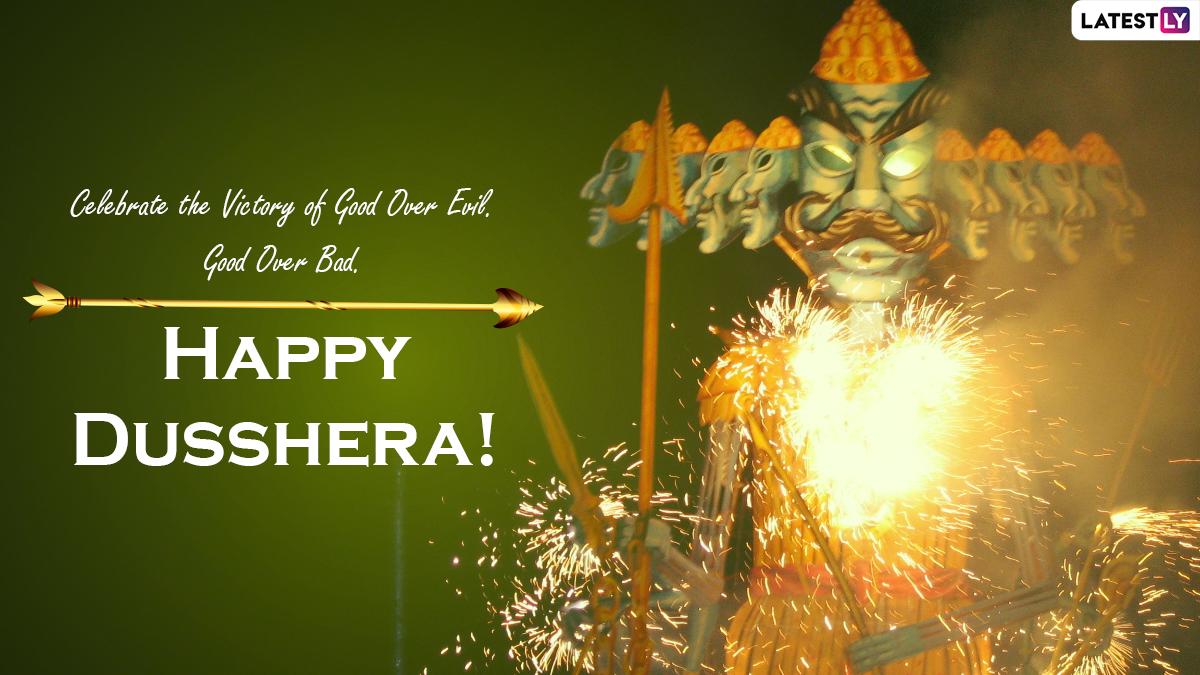 Dussehra Greetings 4
