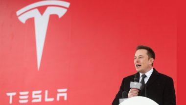 Elon Musk-Run Electric Car Company Tesla Hits $1 Trillion Market Cap for First Time