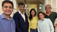 Diwali 2021: Gita Gopinath Enjoys Pre-Diwali Evening With Nobel Laureates Abhijit Banerjee and Esther Duflo, Raghuram Rajan, See Pic