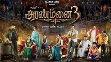 Aranmanai 3 Review: Arya and Raashi Khanna's Horror-Comedy Garners Mixed Response From Netizens