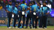 How To Watch SL vs BAN Live Streaming Online T20 World Cup 2021? Get Free Live Telecast of Sri Lanka vs Bangladesh Group 1 Super 12 Cricket Match Score Updates on TV
