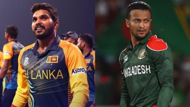SL vs BAN, ICC T20 World Cup 2021 Super 12 Dream11 Team Selection: Recommended Players As Captain and Vice-Captain, Probable Line-up To Pick Your Fantasy XI