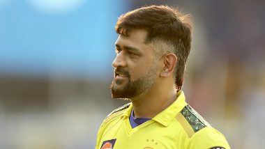 MS Dhoni's Classy Interview After CSKs' IPL 2021 Title Win Earns Praise From KKR CEO Venky Mysore (Check Post)