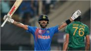 Virat Kohli Is Yet To Be Dismissed by Pakistan in T20 World Cups! Take a Look at Indian Captain's Knocks Against Arch-Rivals Ahead of IND vs PAK T20 World Cup 2021 Clash