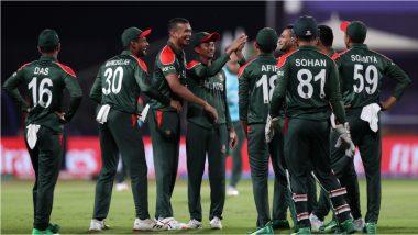 Sri Lanka vs Bangladesh Toss Report & Playing XI, ICC T20 World Cup 2021 Super 12: Dasun Shanaka Wins Toss, Opts To Bowl First
