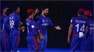 Afghanistan vs Scotland Toss Report & Playing XI, ICC T20 World Cup 2021 Super 12: Mohammad Nabi Wins Toss, Chooses To Bat First