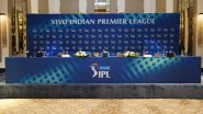 Stage Set for Bidding Process of Two New IPL Teams To Start in UAE, BCCI Shares Pictures (Check Post)