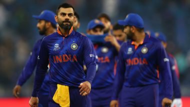 When Is India's Next Match in T20 World Cup 2021? See Who Virat Kohli's Side Face in Their Second Match With Timings in IST