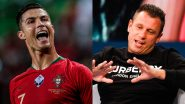 Cristiano Ronaldo Doesn't Feature in Antonio Cassano's Top Five Greatest Footballers of All Time, Former Italy Striker Hits Out at Manchester United Star