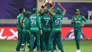 PAK vs NZ Preview: Likely Playing XIs, Key Battles, Head to Head and Other Things You Need To Know About T20 World Cup 2021 Match 19