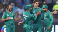 Pakistan vs New Zealand Live Streaming Online, T20 World Cup 2021: Get Free TV Telecast of PAK vs NZ, Group 2 Super 12 Match of ICC Men's Twenty20 WC With Time in IST