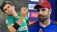 AFG vs PAK, ICC T20 World Cup 2021 Super 12 Dream11 Team Selection: Recommended Players As Captain and Vice-Captain, Probable Line-up To Pick Your Fantasy XI