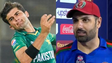 Dream11 Fantasy Team Picks AFG vs PAK, T20 World Cup 2021: Recommended Players As Captain and Vice-Captain