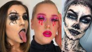 Halloween 2021 Makeup Ideas: From Neon Tears to 3D Spiders, Here's How to Stand Out This Halloween