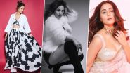 Hina Khan Is a Total Seductress As She Nails the 'Western Dress to Saree' Transformation Reel Trend! (Watch Video)