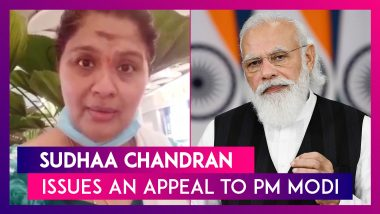 Sudhaa Chandran Issues Appeal To PM Modi After Being Made To Remove Her Prosthetic Limb By Airport Security