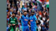 IND vs PAK, T20 World Cup 2021: IPL Teams Cheer for Men In Blue Ahead of the Match Against Babar Azam & Co (Read Tweets)