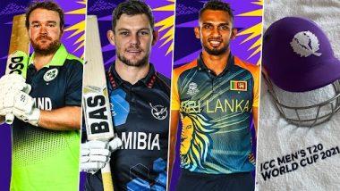 ICC T20 World Cup 2021: Ireland, Namibia, Scotland, Sri Lanka Unveil Jerseys, Team India To Reveal on October 13