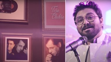 Babul Supriyo Pays Heartfelt Tribute to Legendary Ghazal Singer Jagjit Singh With His New Song 'Tera Chehra' (Watch Video)