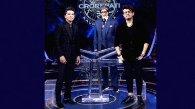 Kaun Banega Crorepati 13: Sonu Nigam, Shaan To Appear As Special Guests on Amitabh Bachchan's Quiz Show