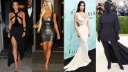 Kim Kardashian Birthday: 10 Pics of the Reality Star That'll Make You Bow Down to the Queen of Risqué Fashion!