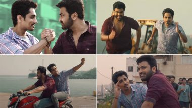 Maha Samudram Song Jagadale Raani: Sharwanand and Siddharth's Peppy Track Will Get Stuck in Your Head