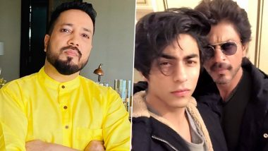 Aryan Khan Drug Case: Mika Singh Takes a Dig at Bollywood for Staying Mum Amidst the Arrest of Shah Rukh Khan's Son