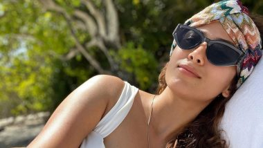 Mira Rajput Is a Total Hottie in This Sun-Kissed Click From Her Maldives Holiday!