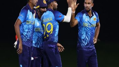 SL vs IRE, ICC T20 World Cup 2021: Sri Lanka Beat Ireland by 70 Runs To Qualify for Super 12 Stage