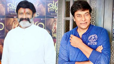 Unstoppable: Nandamuri Balakrishna, Chiranjeevi To Come Face-to-Face on Aha's Talk Show