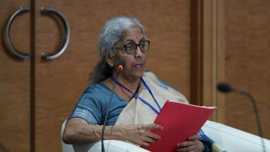 Nirmala Sitharaman Discusses Developments in Global Economy, Climate Change, COVID-19 Pandemic With G20 Counterparts