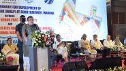 Nagpur Has the Full Potential of Becoming the Logistics Capital, Says Nitin Gadkari