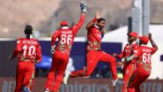 Oman vs Scotland Toss Report & Playing XI, ICC T20 World Cup 2021: OMA Opt To Bat Against SCO