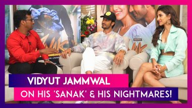 Vidyut Jammwal: I Judge A Fighter By The Number Of Hits He Can Take!