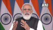 PM Narendra Modi's Siddharthnagar Address Live Streaming: Watch Live Telecast of Prime Minister's Speech On Official YouTube Channel Of DD News