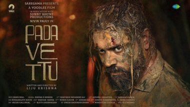 Padavettu: Nivin Pauly's Mud-Soaked, Fearless Look Is Impressive! Liju Krishna Directorial To Release In Theatres In 2022 (View Poster)