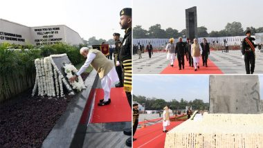 Police Commemoration Day 2021: PM Narendra Modi Pays Homage To All Those Police Personnel Who Lost Their Lives In Line Of Duty