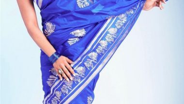 Navratri 2021 Day 7 Colour Is Royal Blue: Look Your Regal Best on Seventh Day of Durga Festival
