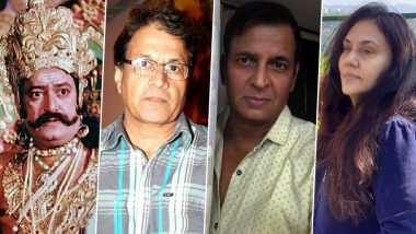 RIP Arvind Trivedi: Arun Govil, Dipika Chikhlia and Other Celebs Mourn the Demise of Ramayan's Lankesh