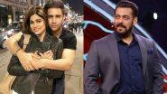 Bigg Boss 15: Shamita Shetty's Rakhi Brother Rajiv Adatia Is the First Wild Card Contestant on Salman Khan's Show (Watch Video)