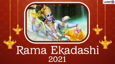 Rama Ekadashi 2021 Date, Significance & Puja Muhurat: From Puja Vidhi to Vrat Katha, Everything You Need To Know About the Festival
